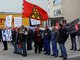 Warnstreik bei Mahle in Lorch am 29.04.2016